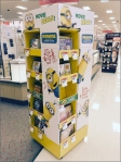 Minions Back-To-School Point-of-Purchase