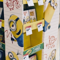 Back-To-School Minions 2