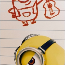 Back-To-School Minions 3