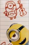 Back-To-School Minions 3