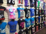 Bas-Relief T-Shirt Wall