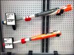 Easton® Baseball Bat Pegboard Hooks