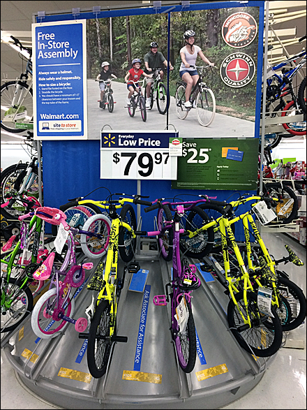 Bicycle Pyramid Selling Benefits