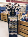 Core Power® Cow Power Point-of-Purchase Display
