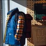 Custom Pegboard Design:Retail, Topo Design and Housefish