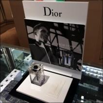 Dior® Branded Bas-Relief