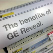 GE Reveal Benefits a la Burma Shave 2