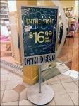 Gymboree Branded Sign Holder