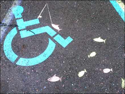 Handicapped Gone Fishing Redux