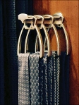Hermes Sculpted Necktie Hooks 3