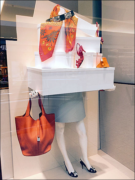 Hermes® Shopping to the Max