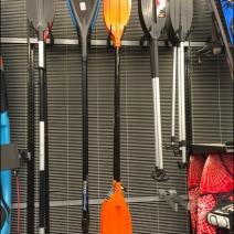 Kayak Paddle Undulating Utility Hook 2