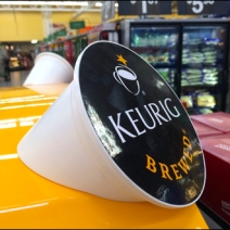 Keurig K-Cup Point-of-Purchase Finial 2