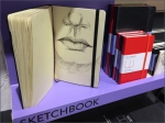 The Many Faces of Moleskine Merchandising