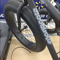 Mongoose Fatboy Pallet Rack Bike Display 3