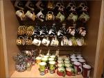Mug Merchandising by Slatwall Hook