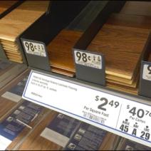 Wood Finish Sampler Rack 2