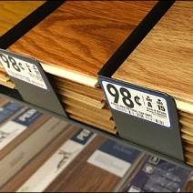 Wood Finish Sampler Rack 3