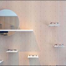 Ace & Tate Dutch Interpretation of Pegboard 2