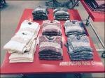 American Rag Table Top Branding 2