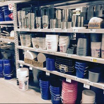 Bucket and Pail Mass Merchandising Secrets