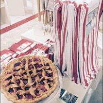 Cherry Pie Kitchenware Food Prop