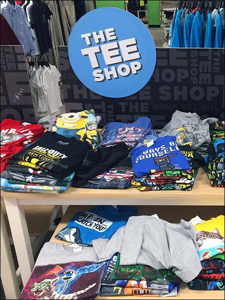 Fall Tee Shirt Shop