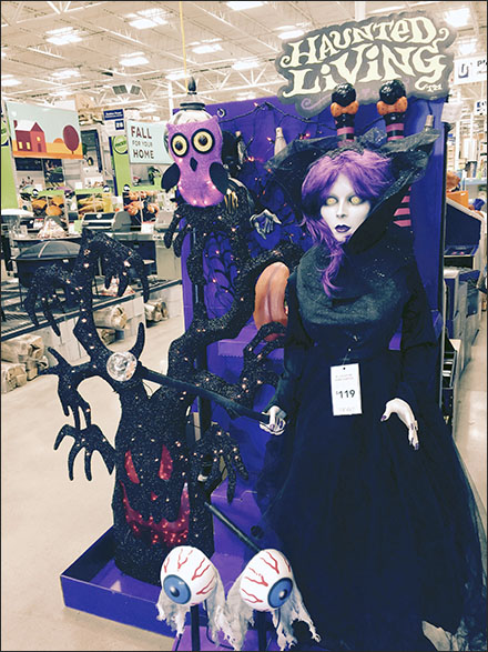 Haunted Living® For D.I.Y. Halloween-ing