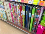 Precision Hooked Wrapping Paper Display