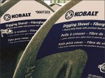 Kobalt Branded Shovels 2