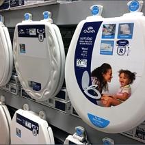 Lowes Mass Merchandising Toilet Seats 3