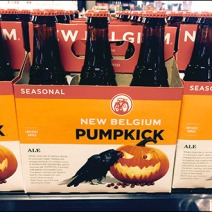 Pumpkick Halloween Pumpkin Beer 2
