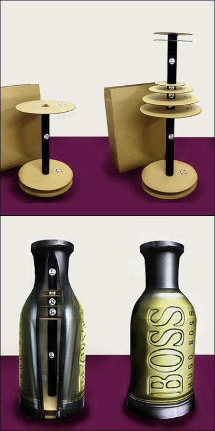 StackaWrap® 3D Product Replicas inFabric