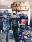 Star Wars Dark Side Branding in Retail