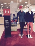 Under Armour® Color-Coordinated In-Store Retail Campaign Continues