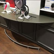 Bose Speaker Bar Footrail 2