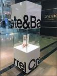 Crate & Barrel Mall Concourse Cubist Branding