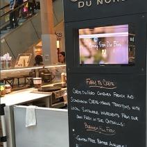 Crepe Du Nord Televised Chalkboard 2