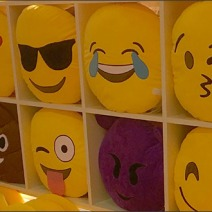 Emoticon Sales At Mall Shelf Edge 3