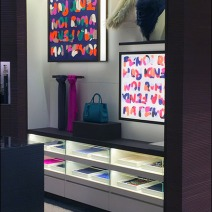 Fendi® Logo'd Lightboxes