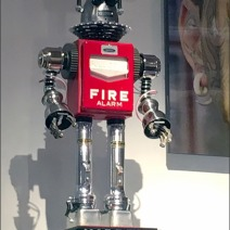 Fire Fighting Retail Robot by Harris®