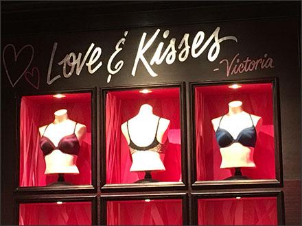 Victoria's Secret® Love & Kisses Promissory Note