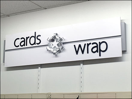 Macy's Cards & Wrap Bow Branded