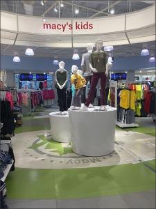 Macy's Truncated Cone Pedestals Inverted