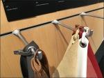 Mercedes® Designo Custom Slotwall Hooks
