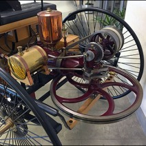 Mercedes Vintage Motor Wagon 3