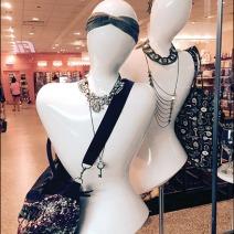 Mohawk'd Mannequin Head Form