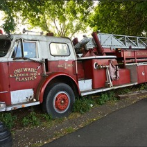 Outwater Plastics Fire Engine 2