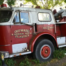 Outwater Plastics Fire Engine 3