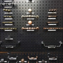 Outwater Plastics Knobs and Pulls Pegboard 2